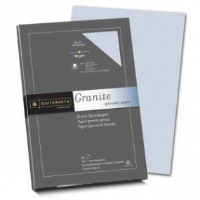 Southworth Briefpapier Granit 90260