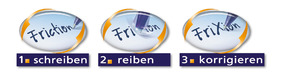 "FriXion-Set ""Ball"""