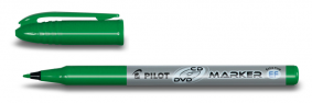 Pilot CD/DVD Marker Begreen