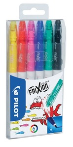FriXion Colors 6-er Packung