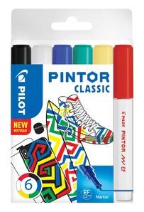 Pintor EF 6er Set Klassik