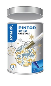 Pintor F DIY Weihnachts Set