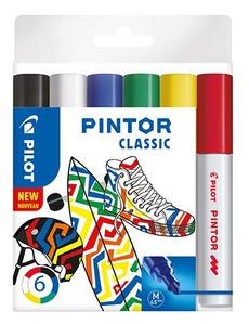 Pintor M 6er Set Klassik