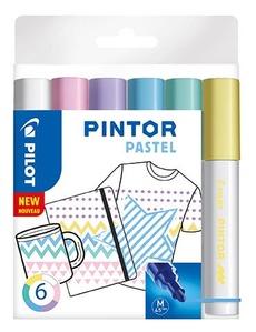 Pintor M 6er Set Pastel